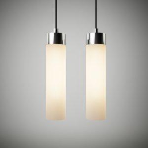 3D swag lamp
