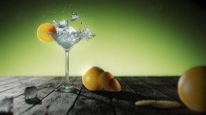 cocktail 3D model
