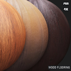 PBR Wood Flooring textures