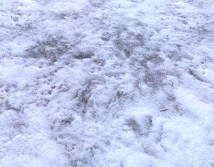 Snow terrain PBR pack 4