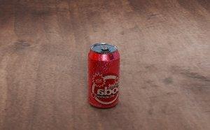 standard beverage 3D model