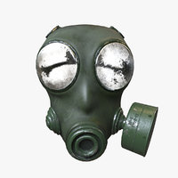 Gas Mask Game Ready