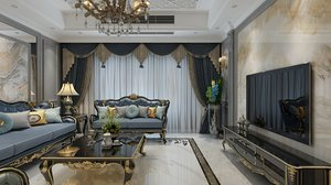 home design empire style 3D model
