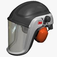 3M Versaflo M-306 TR-300 Helmet