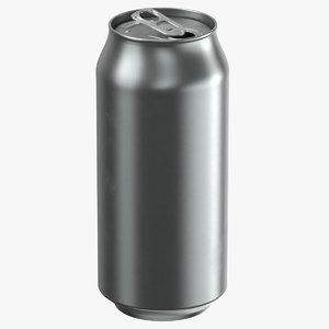 3D beverage standard 440ml open model