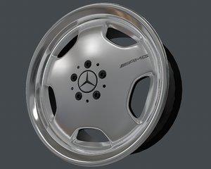 3D rim amg
