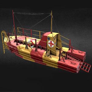 craft sea model