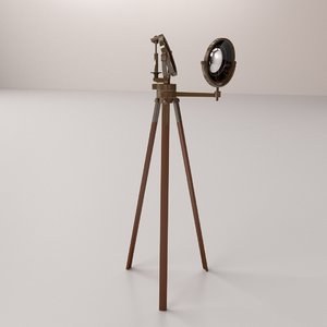heliograph 3D model