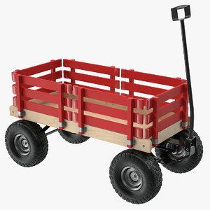 berlin sport wagon 3D model