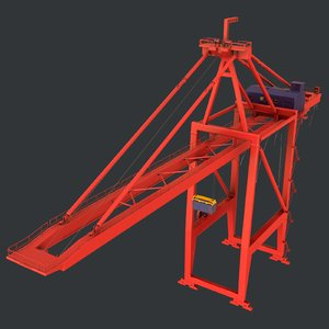 3D - cargo container