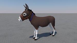 donkey 3D