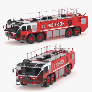 3D truck rescue