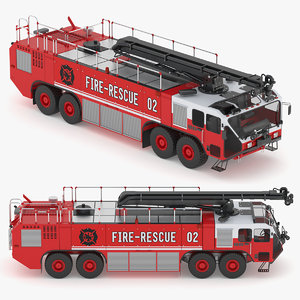 truck rescue 3D