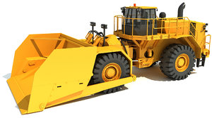 scoop dozer model