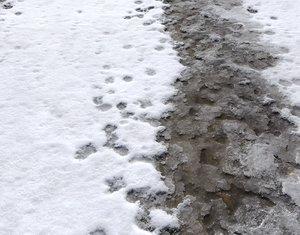 Snow terrain PBR pack 7