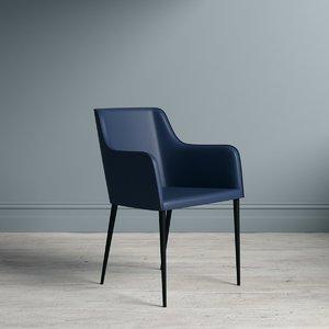 3d roche bobois colette chair model