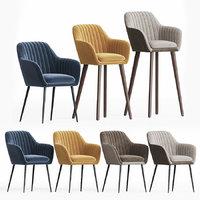 Deephoue  Lausanne Chair Set