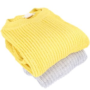 womens sweaters stack folded 3D model
