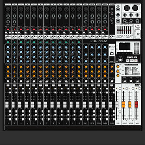 mixer mixing board 3D model