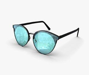 3D eye glasses