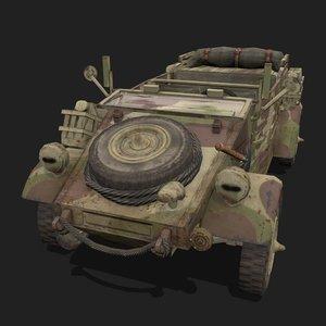 3D german vehicle