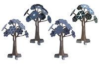 3D solar energy tree multi pakage