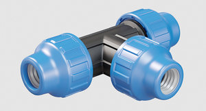 3D pipe elbow model