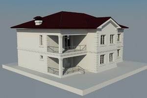 house building model