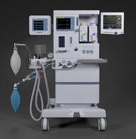 Anaesthesia machine S 6100(1)