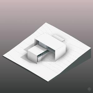 3D ar house - katsufumi