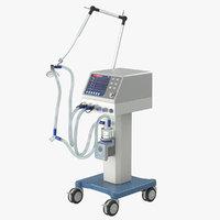 Medical Lung Ventilator
