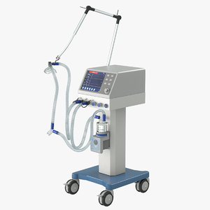 hospital medical lung ventilator model