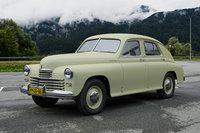 GAZ M20 Pobeda 1948 1953
