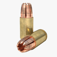Radically Invasive Projectile (RIP) 9mm Ammunition