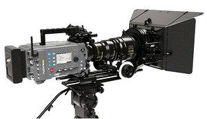 movie camera model