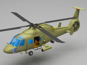 helicopter copter model