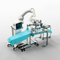 MUSA - robot assisted micro surgery medical machine