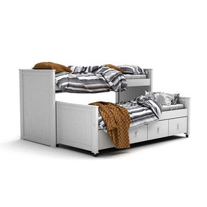 3D franco bed model