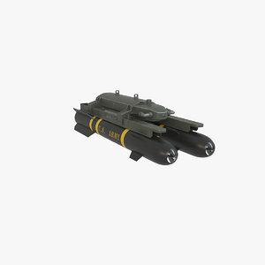 hellfire missile dual 3D