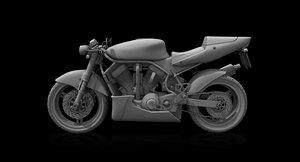 3D race motorbike final 2013