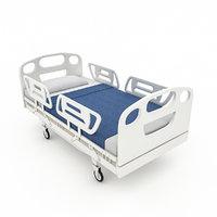 3D Intensive Care Bed Model