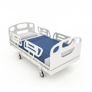 intensive care bed model