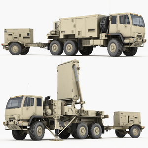 3D tpq-53 radar counterfire