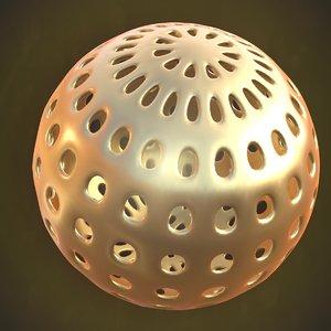 sphere design 3D