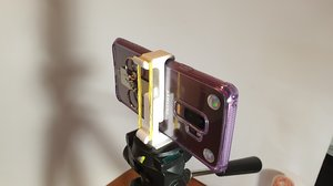 tripod smartphone adapter 3D model