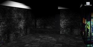 3D imvu room