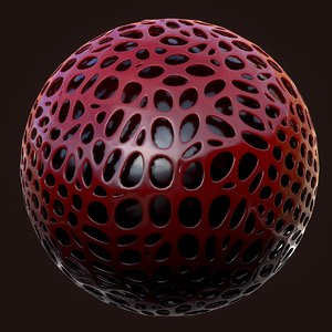 3D model sphere design