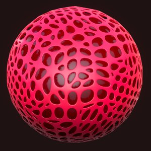 3D sphere design