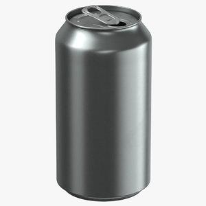 beverage king 750ml open 3D model