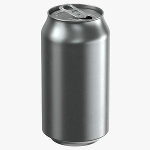 beverage standard 375ml open 3D model